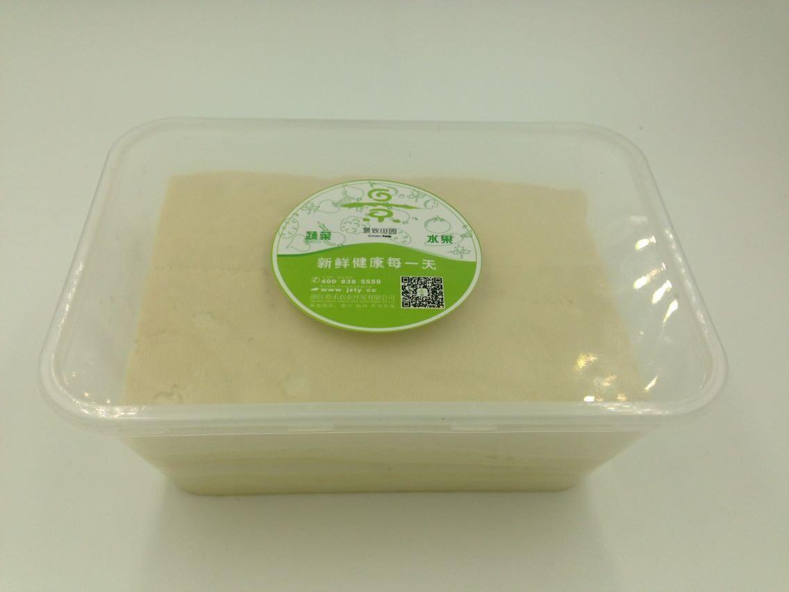 [新品]传统盐卤豆腐