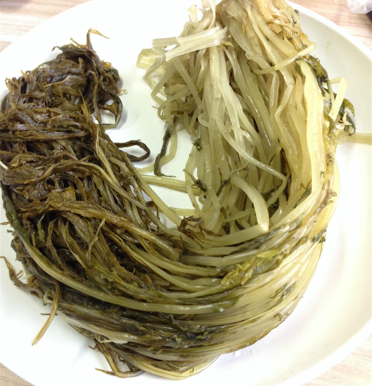咸菜(雪里蕻)