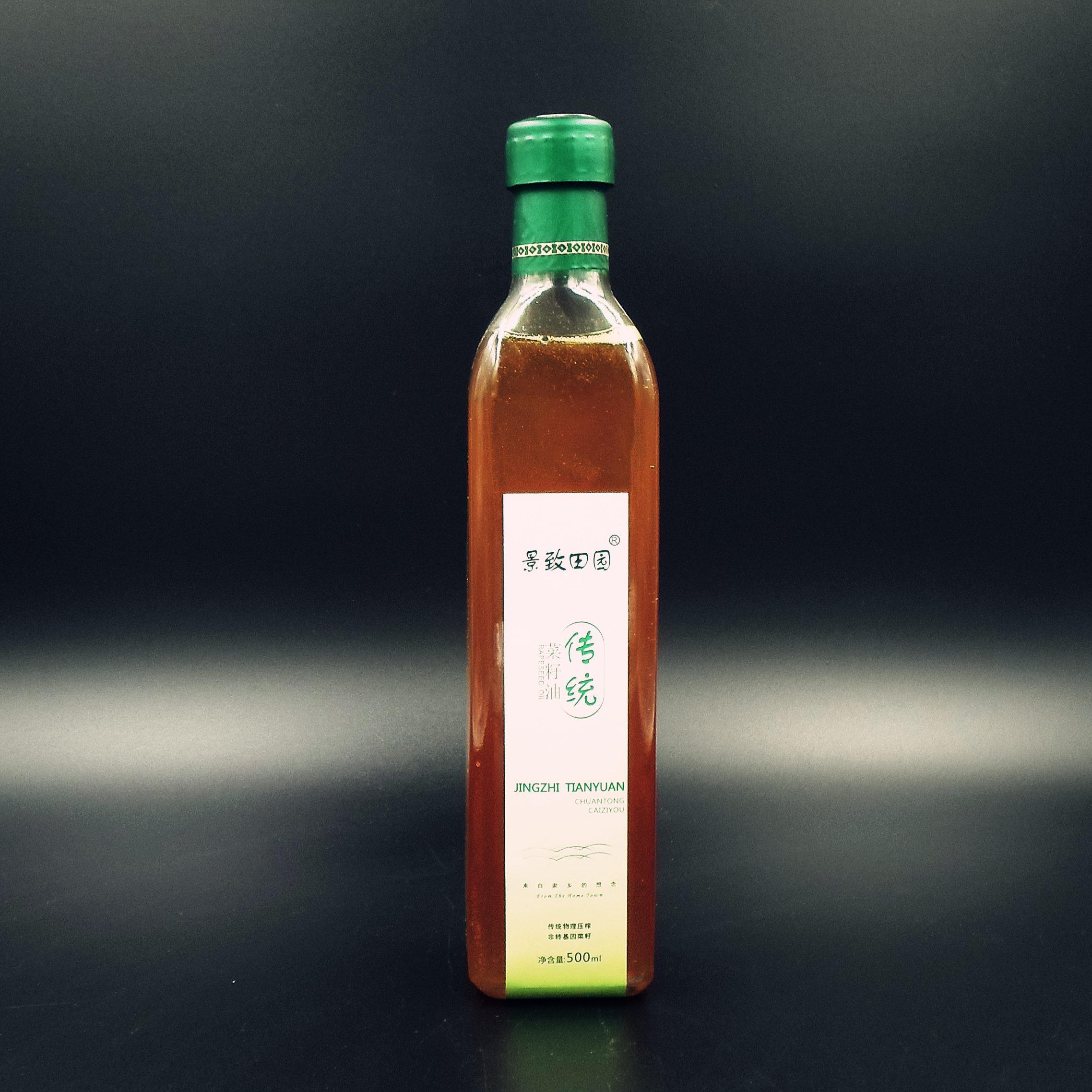 传统菜籽油