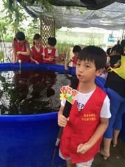 杭州电视台小记者大嘴巴活动